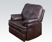 Acme Furniture Microfiber Recliner Zamora AC50752