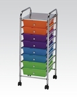Acme Furniture Mobile Organizer AC92101