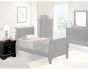 Acme Furniture Nightstand in Black AC00433