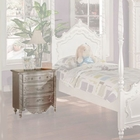 Acme Furniture Nightstand in Pearl White AC01013
