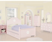 Acme Furniture Nightstand in Pink AC00739