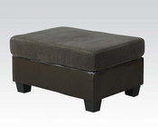 Acme Furniture Ottoman Connell Olive Gray AC55957