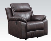 Acme Furniture Recliner Dyson Burgundy AC50857