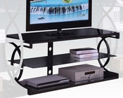 Acme Furniture Sandy Black TV Stand AC91128