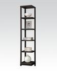 Acme Furniture Thin Bookcase AC92090