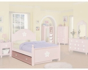 Acme Furniture Trundle in Pink AC00738