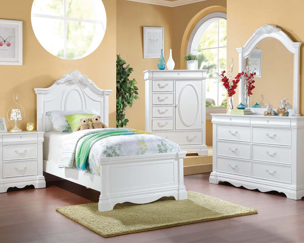 acme girl 39 s bedroom set estrella ac30240set