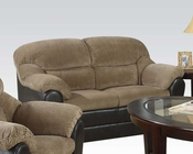Acme Loveseat Connell Brown AC15946