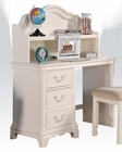 Acme Luxurious Desk w/ Hutch Ira AC30152DH