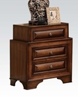 Acme Nightstand in Antique Style AC20456