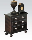 Acme Nightstand in Espresso Amherst AC01793