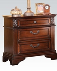 Acme Nightstand in Walnut Roman Empire III AC23346