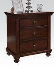 Acme Nightstand w/ Three Drawers Aceline AC21384