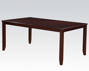 Acme Rectangular Dining Table Oswell AC71595