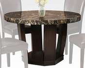 Acme Round Dining Table Adolph AC70780