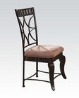 Acme Side Chair Galiana AC18287 (Set of 2)