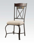 Acme Side Chair Hyatt AC71672 (Set of 2)