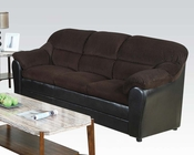 Acme Sofa Connell Chocolate AC15975