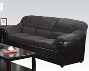Acme Sofa Connell Olive Gray AC15955