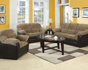 Acme Sofa Set Connell Brown AC15945SET