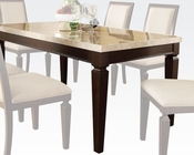 Acme Traditional Dining Table Agatha AC70480