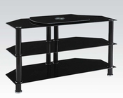 Acme TV Console in Black AC91066