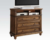 Acme TV Console in Oak Finish Arielle AC24447