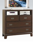 Acme TV Console in Traditional Style Bellwood AC00167