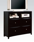 Acme TV Console Manhattan Black AC14119