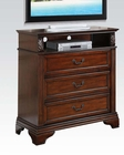 Acme TV Console Walnut Roman Empire III AC23350