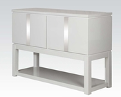 Acme White Server Ezra AC71248
