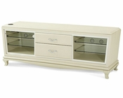 AICO After Eight Entertainment Console in Pearl Croc AI-19097-12