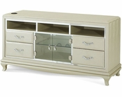 AICO After Eight Media Cabinet in Pearl Croc AI-19081-12