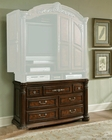 AICO Armoire Base Monte Carlo II in Cafe Noir Finish AI-N53081B-46