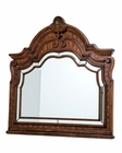 AICO Bedroom Mirror Tuscano Melange AI-34060-34