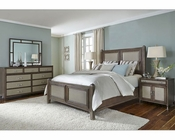 AICO Bedroom Set Biscayne West in Haze Color AI-80010-200SET