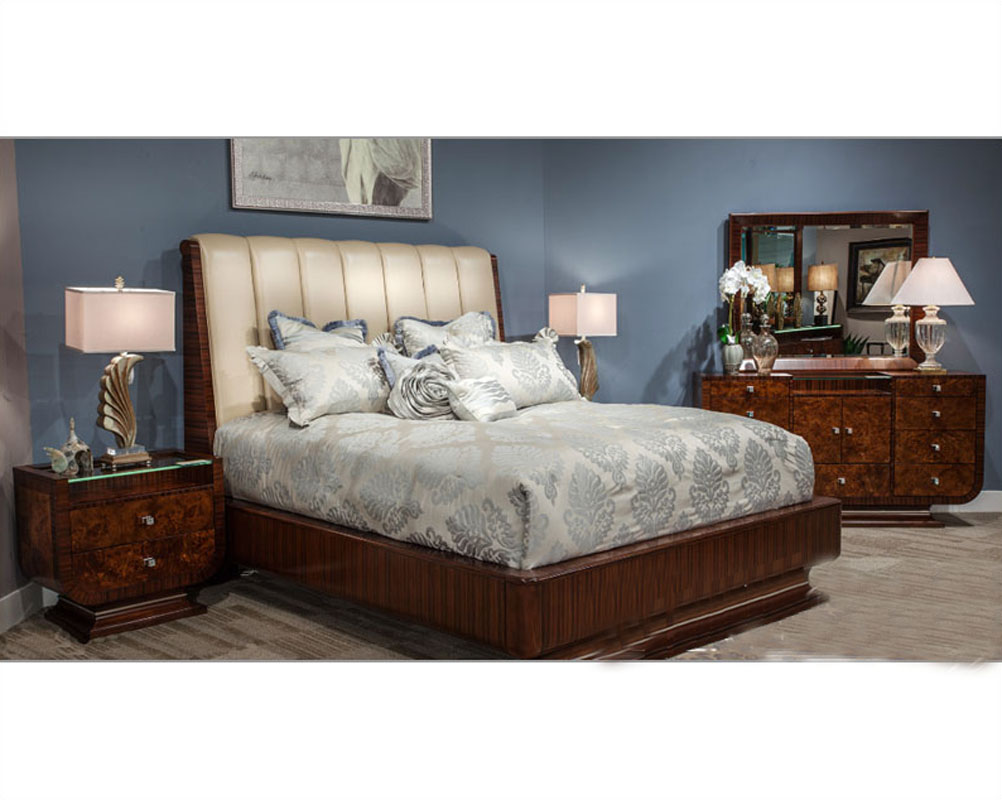 AICO Bedroom Set Cloche AI 10012 32SET