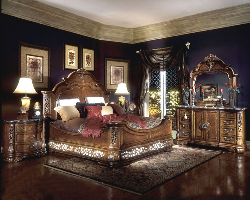 Aico Excelsior Bedroom Set » Excelsior Classic Bedroom By Aico ...