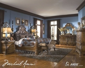 AICO Bedroom Set Sovereign in Soft Mink AI-570-51