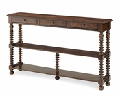 AICO Bella Cera Console Table AI-38223-45