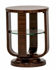 AICO Chair Side Table Cloche AI-10222-32