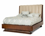 AICO Channel Tufted Bed Cloche AI-10012-32BED
