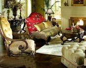AICO Coffee Table Set Chateau Beauvais AI-752