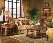 AICO Coffee Table Set Villa Valencia AI-722