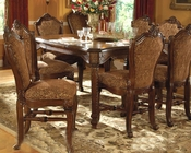 AICO Counter Height Dining Set Windsor Court AI-70000s