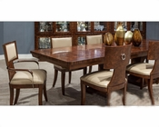 AICO Dining Room Set Cloche AI-10002TB-32Set