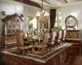 AICO Dining Set w/Leg Table Tuscano AI-34000