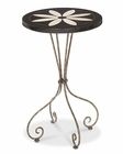 AICO Discoveries Flower Accent Table AI-ACF-ACT-DRES-001