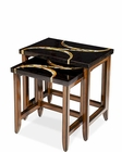 AICO Discoveries Nesting Tables (2pc) AI-ACF-NST-WND-001