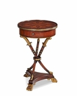 AICO Discoveries Round Accent Table AI-ACF-ACT-RCHM-103